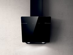 Cappa in vetro a parete con illuminazione integrataL'ESSENZA - ELICA