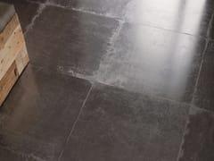 Viva by Emilgroup, L'H - LACCA CAFFÈ Pavimento/rivestimento in gres porcellanato