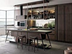 Cucina in legno con isolaLA CUCINA - SHAKE