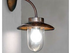 Lampada da parete in metallo con braccio fissoLA TRAVIATA | Lampada da parete con braccio fisso - ALDO BERNARDI