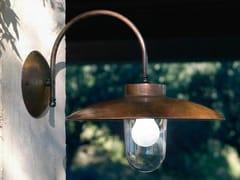 Lampada da parete in metallo con braccio fissoLA TRAVIATA | Lampada da parete in metallo - ALDO BERNARDI