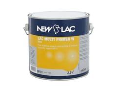 Primer di adesione ad acquaLAC MULTI PRIMER W BIANCO - NEW LAC