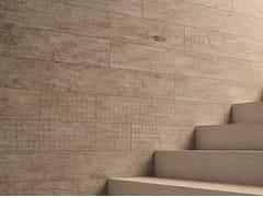 Pavimento/rivestimento in gres porcellanato effetto legnoLAGOM NATURAL LIGHT - CERAMICHE MARCA CORONA