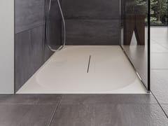 Le Projet, LAGOON-SH01 Piatto doccia rettangolare in Meridian Solid Surface®