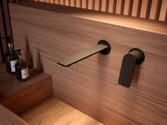Miscelatore per lavabo a 2 fori a muro monocomandoLAGUNA   Miscelatore per lavabo a muro - JAQUAR AND COMPANY PVT