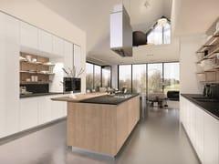 Cucina componibile con isola LAIN | Cucina con isola -