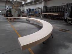 Travi curve in legno lamellareTravi curve LAM - SPECIAL WOOD
