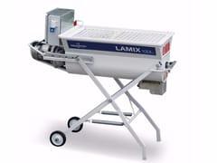 Bernardelli Group, LAMIX 100L Mescolatrice per malte da muratura e da intonaco