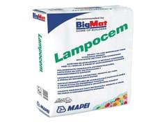 Legante idraulico antiritiroLAMPOCEM - BIGMAT ITALIA
