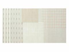 Tappeto rettangolare in lanaLAN NATURAL - GAN BY GANDIA BLASCO
