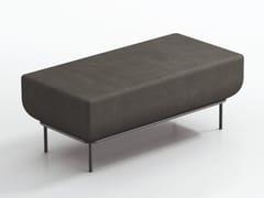 Panca modulare in tessuto senza schienaleLANDSCAPE | Panca senza schienale - MIDJ