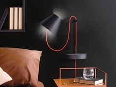 Lampada da parete magnetica in metalloLAPILLA - APP DESIGN