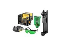 Laser a puntiLASER A 5 PUNTI XR LITIO DCE085D1G-QW - DEWALT® STANLEY BLACK & DECKER ITALIA