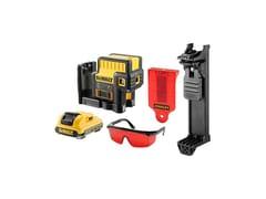 Laser a puntiLASER A 5 PUNTI XR LITIO DCE085D1R-QW - DEWALT® STANLEY BLACK & DECKER ITALIA