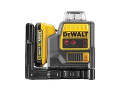 DeWALT, LASER A LINEA DCE0811D1R-QW Laser a linea
