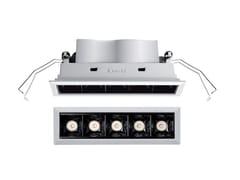Faretto a LED multiplo a soffitto LASER BLADE - Laser Blade