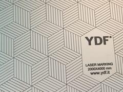 YDF, MARCATURA LASER Marcatura laser