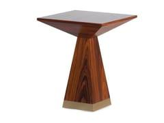 Tavolino quadrato in legno impiallacciatoVICTORIA   Tavolino - SALMA FURNITURE