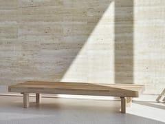 Panca da giardino in legno masselloLAVERI - WOODNOTES