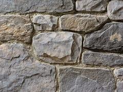 Rivestimento in pietra ricostruitaLAVONE P04 | Grigio Terra - GEOPIETRA