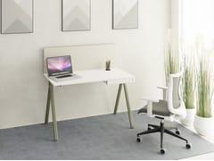 Scrivania rettangolare con cassettiLAY HOME OFFICE - ARCHIUTTI