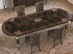 LAYTON | Tavolo in legno
