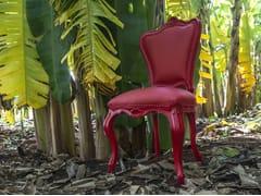 Sedia da giardino con braccioli LAZY ELEONORA -