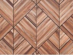 Rivestimento tridimensionale in legnoLEAF - WONDERWALL STUDIOS