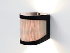 Lampada da parete a LED in rovere°LEDIT-BI LOW - EDEN DESIGN
