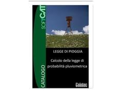 Calcolo rete idraulicaLEGGE DI PIOGGIA - COINTEC
