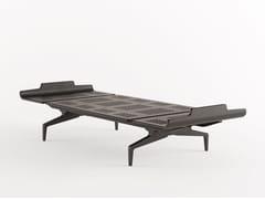 Letto singolo in alluminio e legnoLEGNOLETTO 090 - LL1_090 - ALIAS