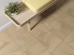 PERONDA, LENK Pavimento/rivestimento effetto legno per interni ed esterni