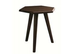 Tavolino in legno massello LEONARDO | Tavolino - Leonardo