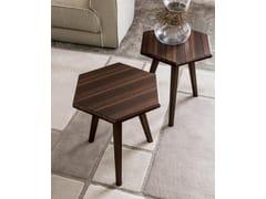 Tavolino in legno masselloLEONARDO | Tavolino - CASAMILANO