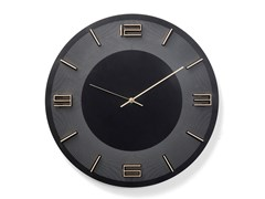 Orologio in alluminio da pareteLEONARDO - KARE DESIGN