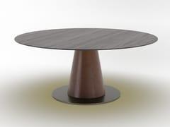 Tavolo rotondo in metalloLEONE - F.LLI PIERMARIA