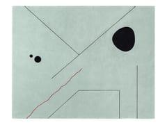 Tappeto rettangolare in lanaLET'S PLAY - JOT.JOT
