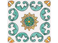 Giovanni De Maio, LEVANTE Rivestimento fatto a mano in ceramica
