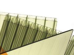 SABIC, LEXAN™ THERMOCLEAR™ CONTROLLO SOLARE Lastra in policarbonato a controllo solare