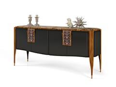 Madia in legno con ante a battente e piano in oniceLEXINGTON AVENUE | Madia - BELLOTTI EZIO ARREDAMENTI