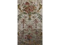 Tessuto in seta con motivi florealiTASSINARI & CHATEL - LIANCOURT - LELIEVRE