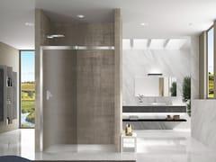 Box doccia a nicchia in cristalloLIBERO 5000 | Box doccia a nicchia - DUKA