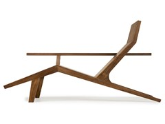 Chaise longue in legnoLIBERTY LOUNGER - MOOOI©
