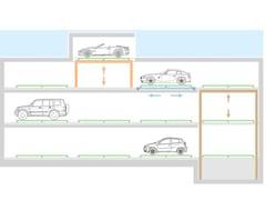 Sistema di parcheggio automaticoLIFT PARK P - PARKPIÙ
