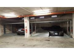 Sistema di parcheggio automaticoLIFTPARKER,KIPPARKER E QUADROPARKER - GREEN PARK