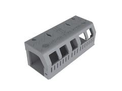 Bocchetta in ghisa sferoidale per cordoli di marciapiedeLIGABUE | Bocchetta - Classe C250 - MARIO CIRINO POMICINO