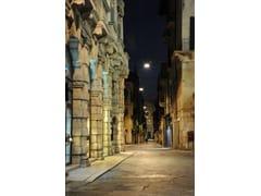 Lampione stradale a LEDLIGHT 103 - NERI