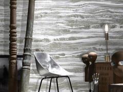 Carta da parati lavabile panoramica effetto marmo LIGHT GRAY CIPOLIN MARBLE - Marbles