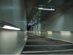 Barra a LED da incasso per esterniLIGHT LINE - BETEC LICHT