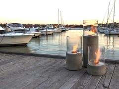 Caminetto da esterno free standing a bioetanoloLIGHTHOUSE 300 - ECOSMART FIRE
